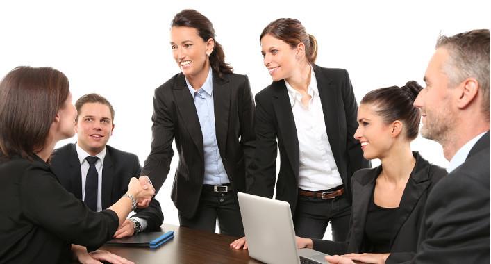Frauen in der Finanzbranche, eine seltene Spezies?!