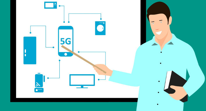 5G setzt neue Standards in der Smart Factory