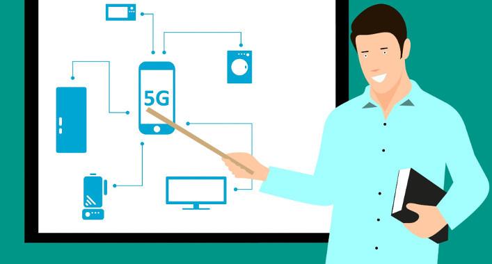 5G setzt neue Standards in der Smart Factory