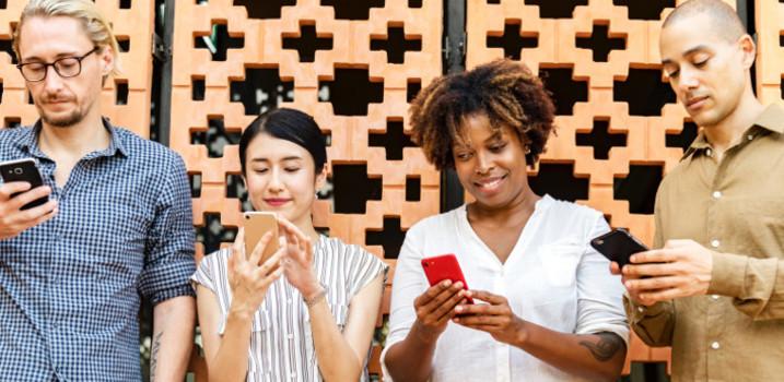 Slider smartphone addiction