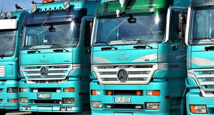 Platooning bietet Logistikern neue Vorteile