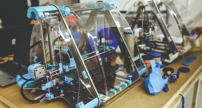 Additive Fertigung weitergedacht: Aus 3D wird 4D