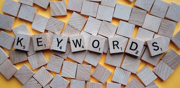 Slider keywords
