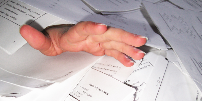 Five Efficient Strategies For Managing Data Overload