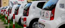Thumb carsharing header