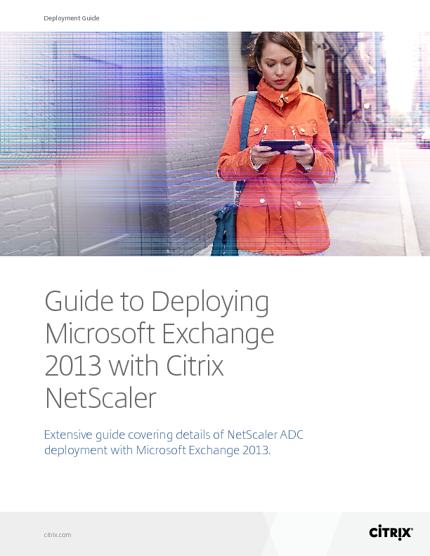 Thumb original microsoft exchange 2013 citrix netscaler deployment guide