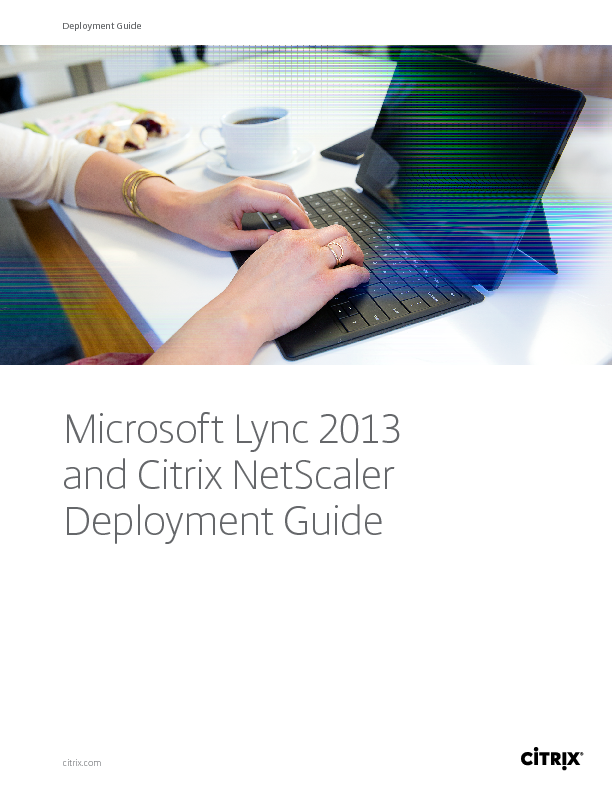 Thumb original microsoft lync 2013 and citrix netscaler deployment guide