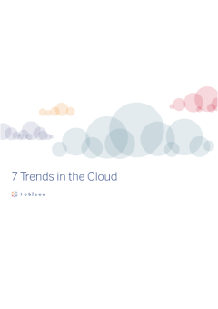 Tableau cloud cover