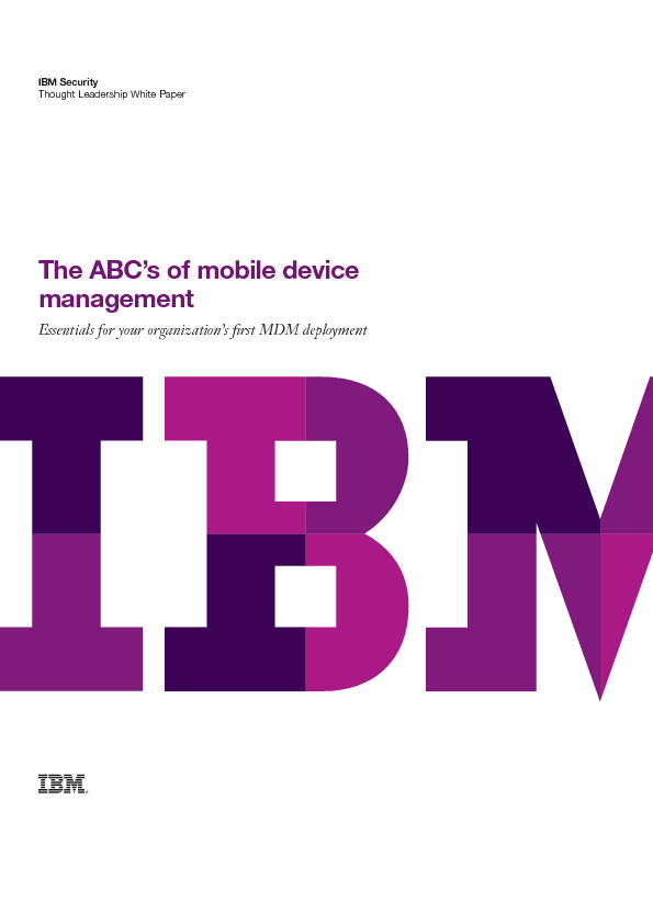 Thumb original the abc s of mobile device  management