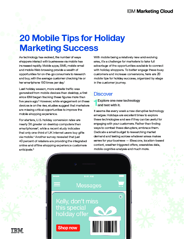 Thumb original holiday mobile marketing tips ibm