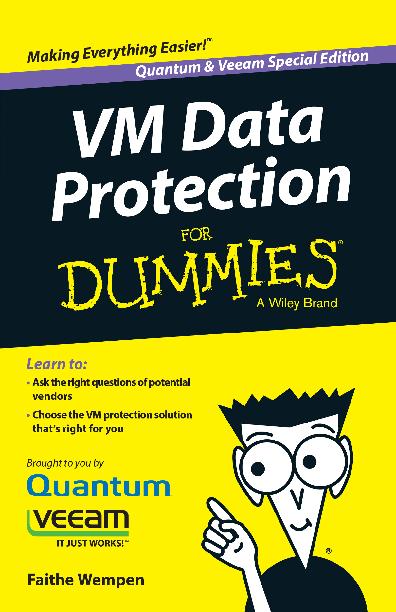 Thumb original ebook vm data protection for dummies quantum veeam