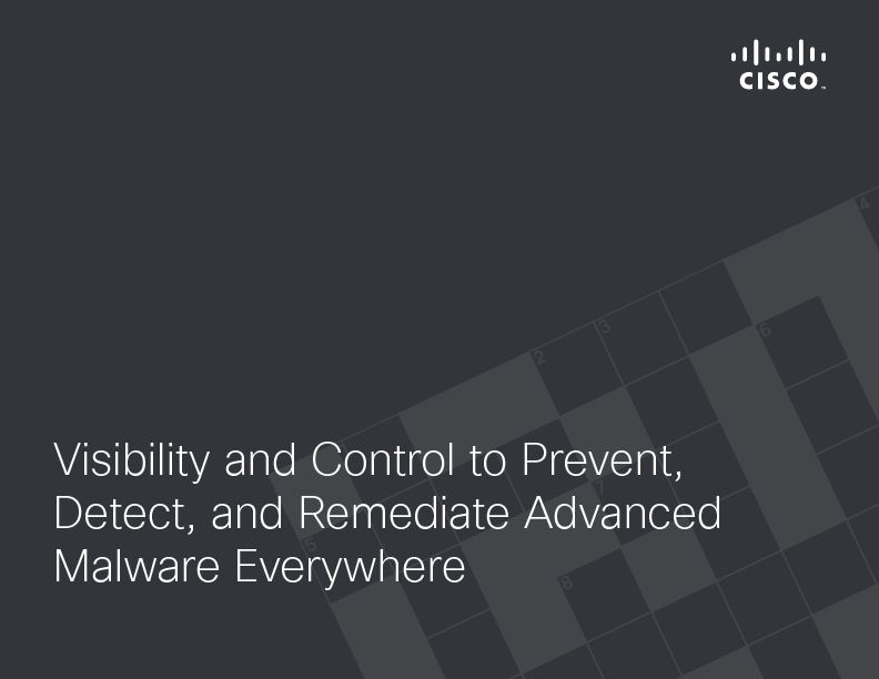 Thumb original visibility and control to prevent detect  and remediate advancedmalware everywhere 2