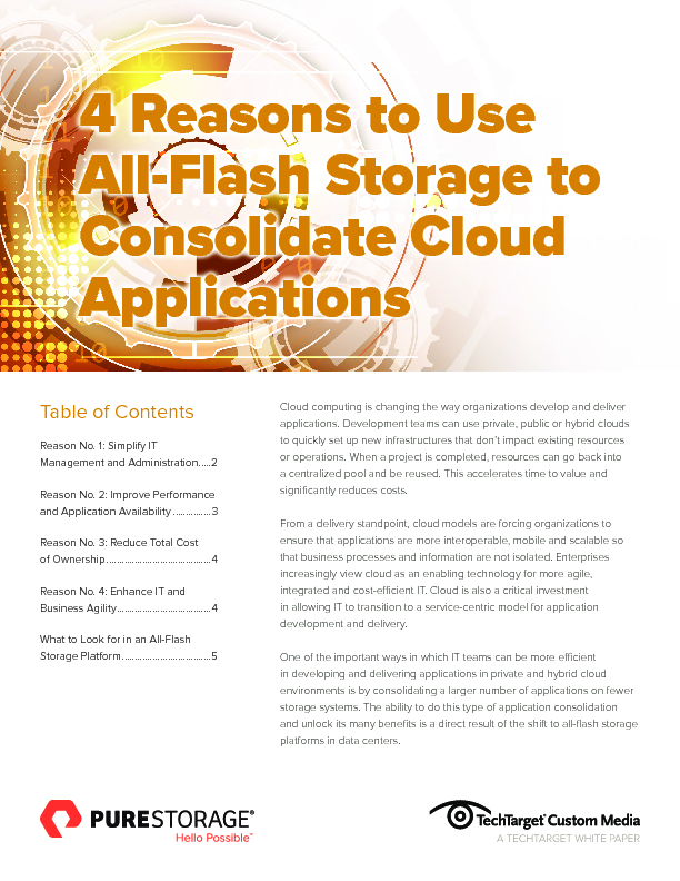 Thumb original 4 reasons to use all flash storage to consolidate cloud applications final  1