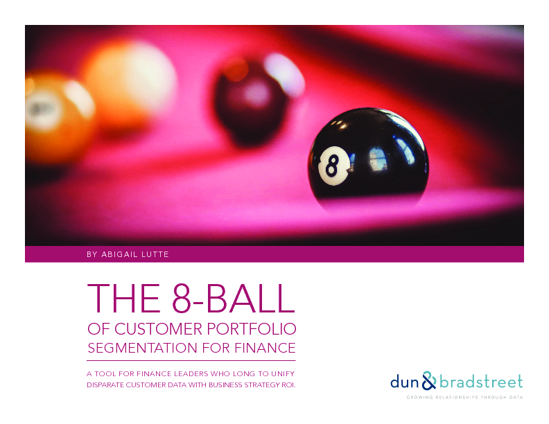 Thumb original phase 1 db 8 ball of customer portfolio segmentation ebook phase 2