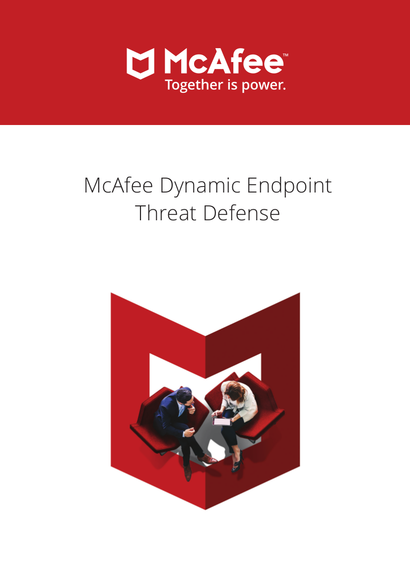 Mcafee dynamic endpoint