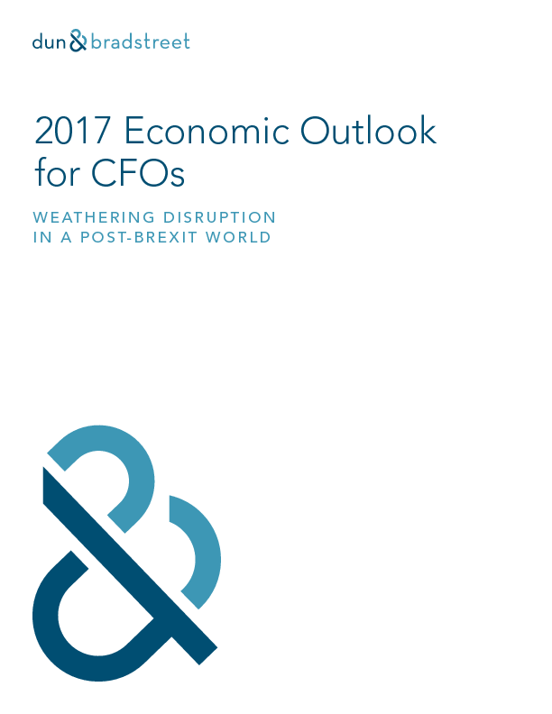 2017 Economic Outlook for CFOs - Weathering Disruption in a Post-Brexit World