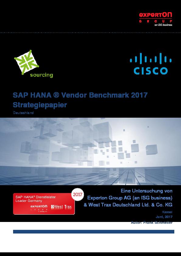 Square cropped thumb original cisco sap hana vendor benchmark 2017 strategiepapier final 13062017