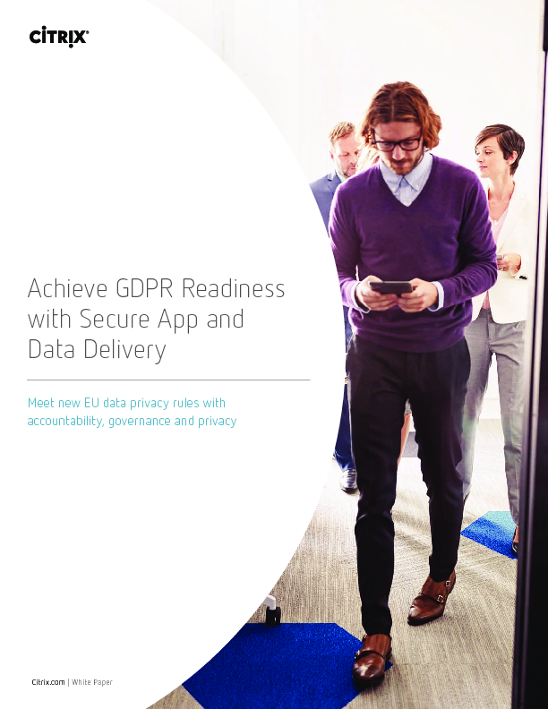 Thumb original achieve gdpr readiness with secure app and data delivery