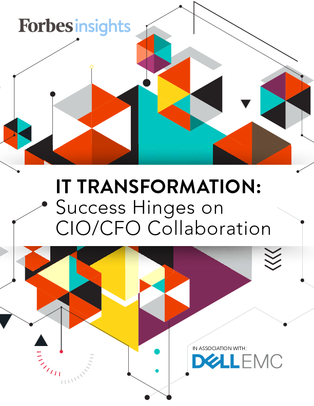 Thumb original dellemc forbes it transformation on cio cfo collaboration