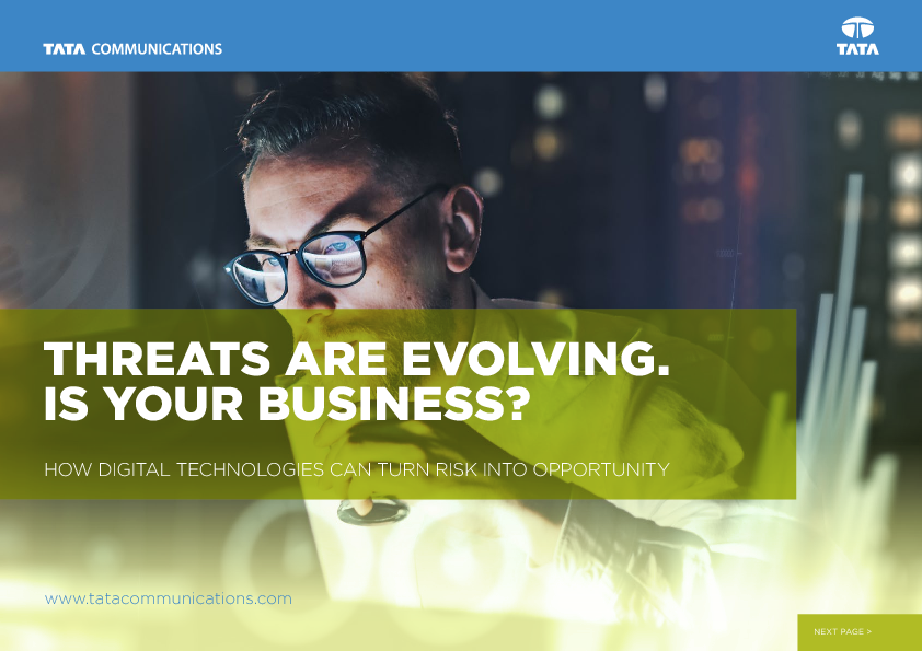 Threats Are Evolving. Is Your Business?