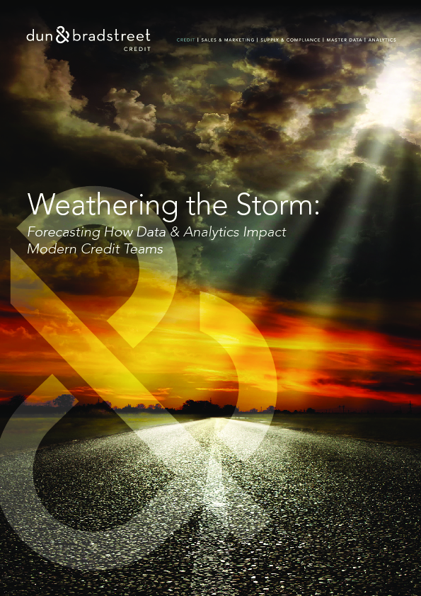 Weathering the Storm: Forecasting How Data & Analytics Impact Modern Credit Teams