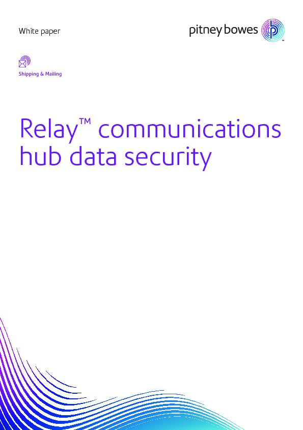 Thumb original relay security uk