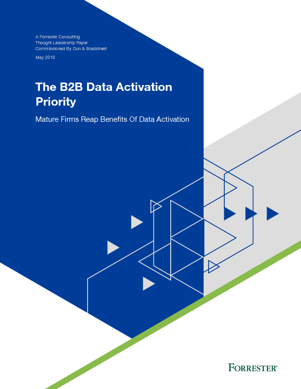 Cropped thumb original forrester   b2b data activation priority 2018