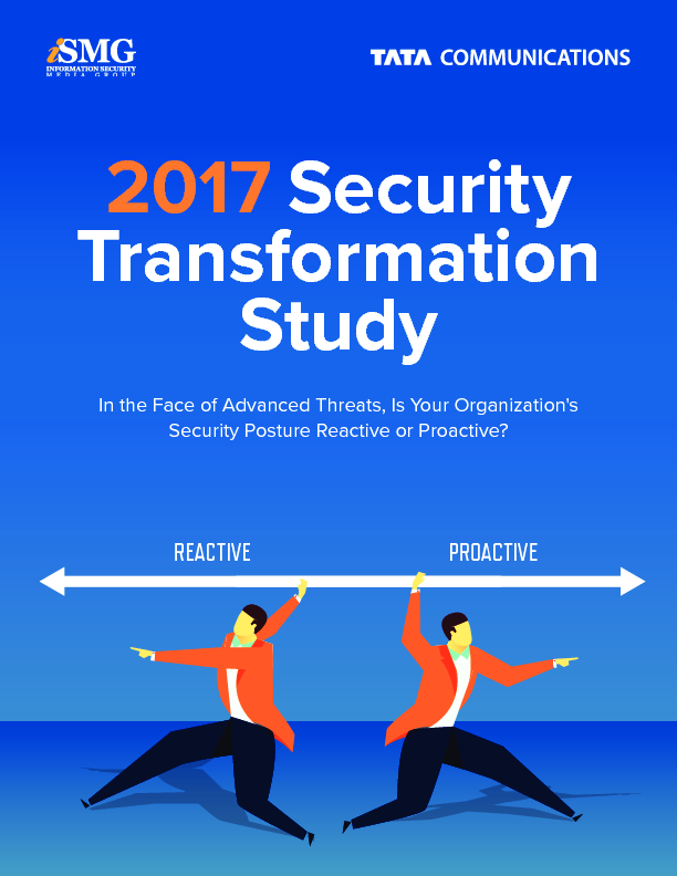 2017 Security Transformation Study