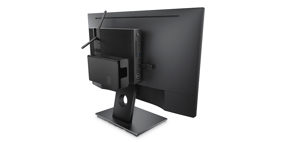 Dell wyse 5070 backmounted 1000x500