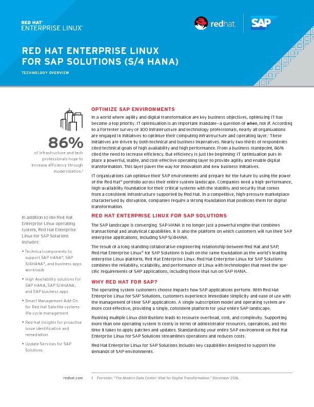 Cropped thumb original pa red hat enterprise linux solutions sap hana technology overview f8712evol 201711 en