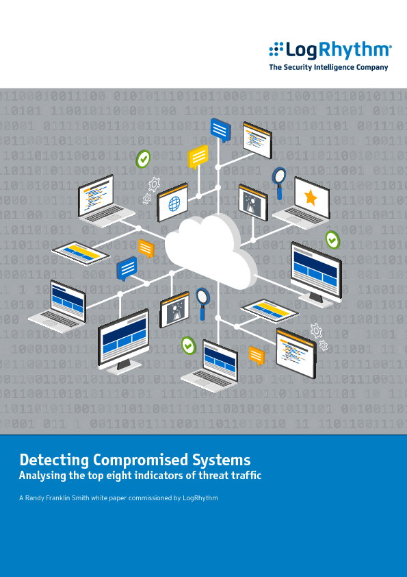 Detecting Compromised Systems: Analysing the top eight indicators of threat traffic