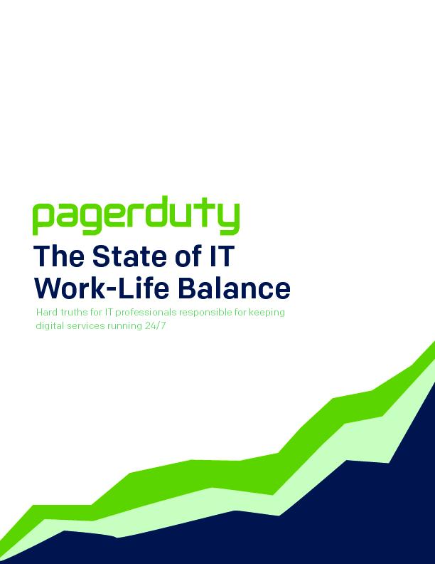 Thumb original report it work life balance