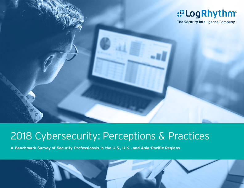 2018 Cybersecurity: Perceptions & Practices