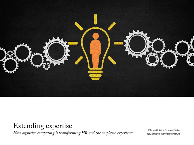 Thumb original extending expertise  how cognitive computing will transform hr and the employee experience