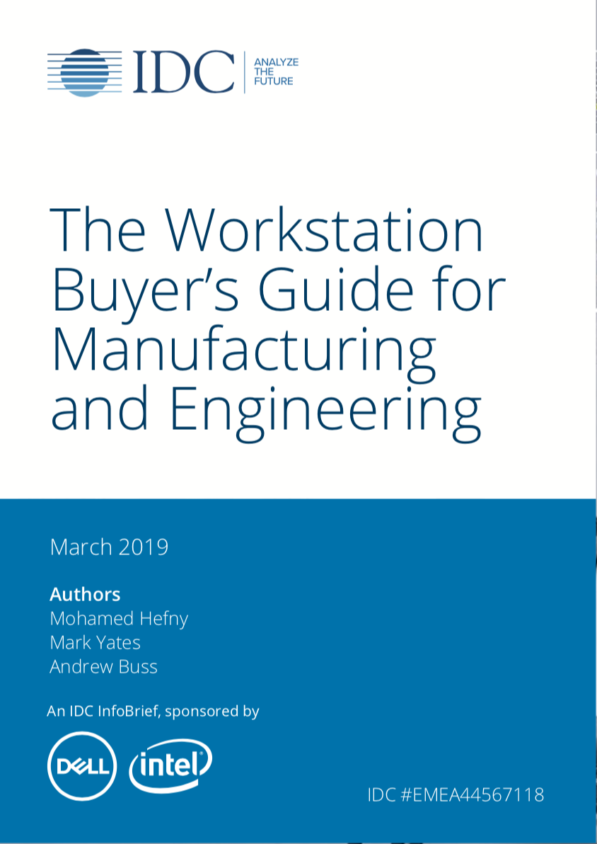The Workstation Buyer's Guide for Manufacturing and Engineering
