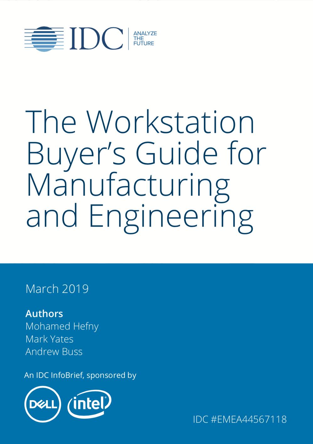 Der Leitfaden zum Erwerb von Workstations für Fertigung und Engineering