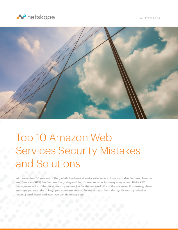 Thumb original top 10 aws security mistakes
