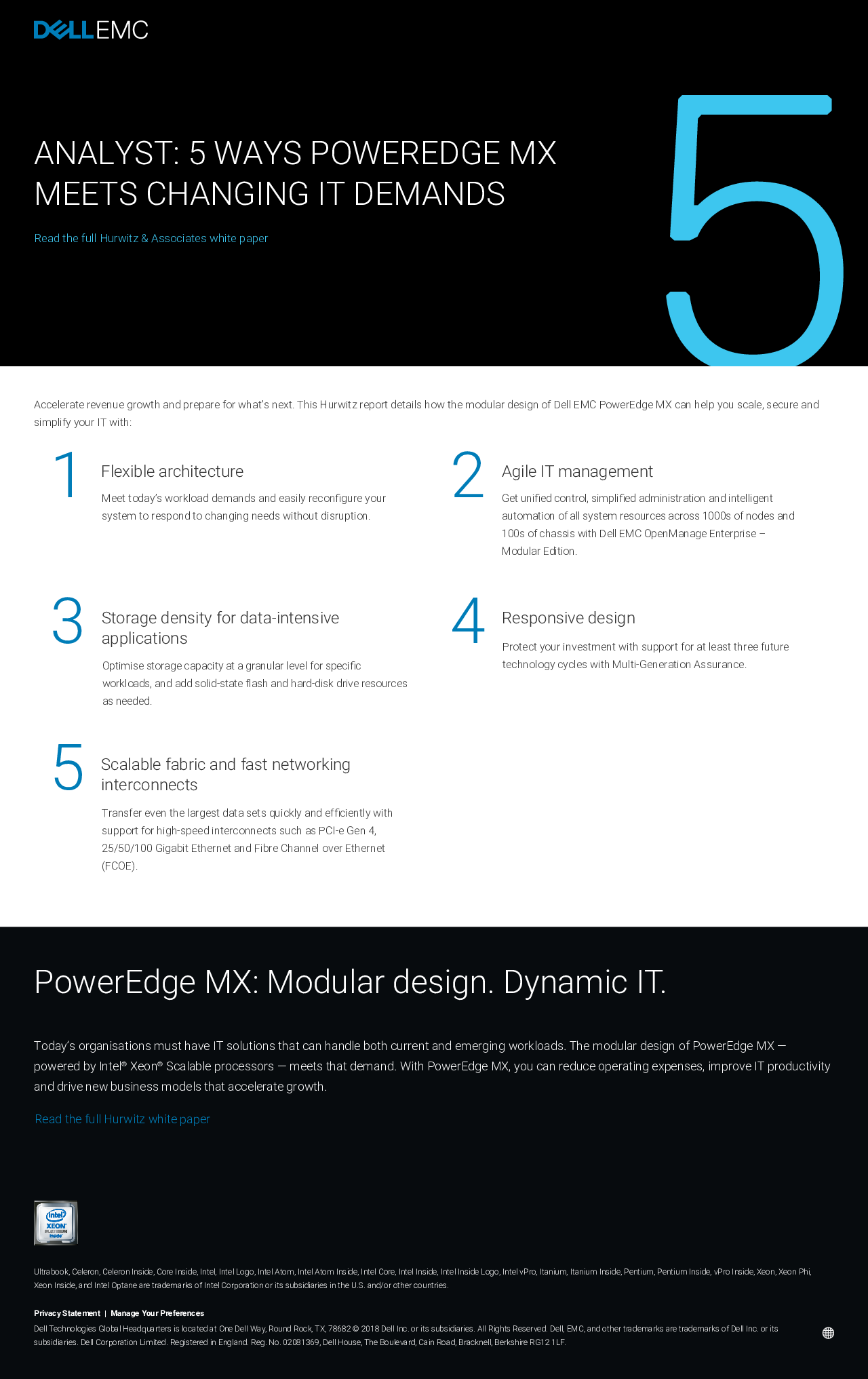 Thumb original dellemc 5 ways poweredge mx meets changing it demands 18354