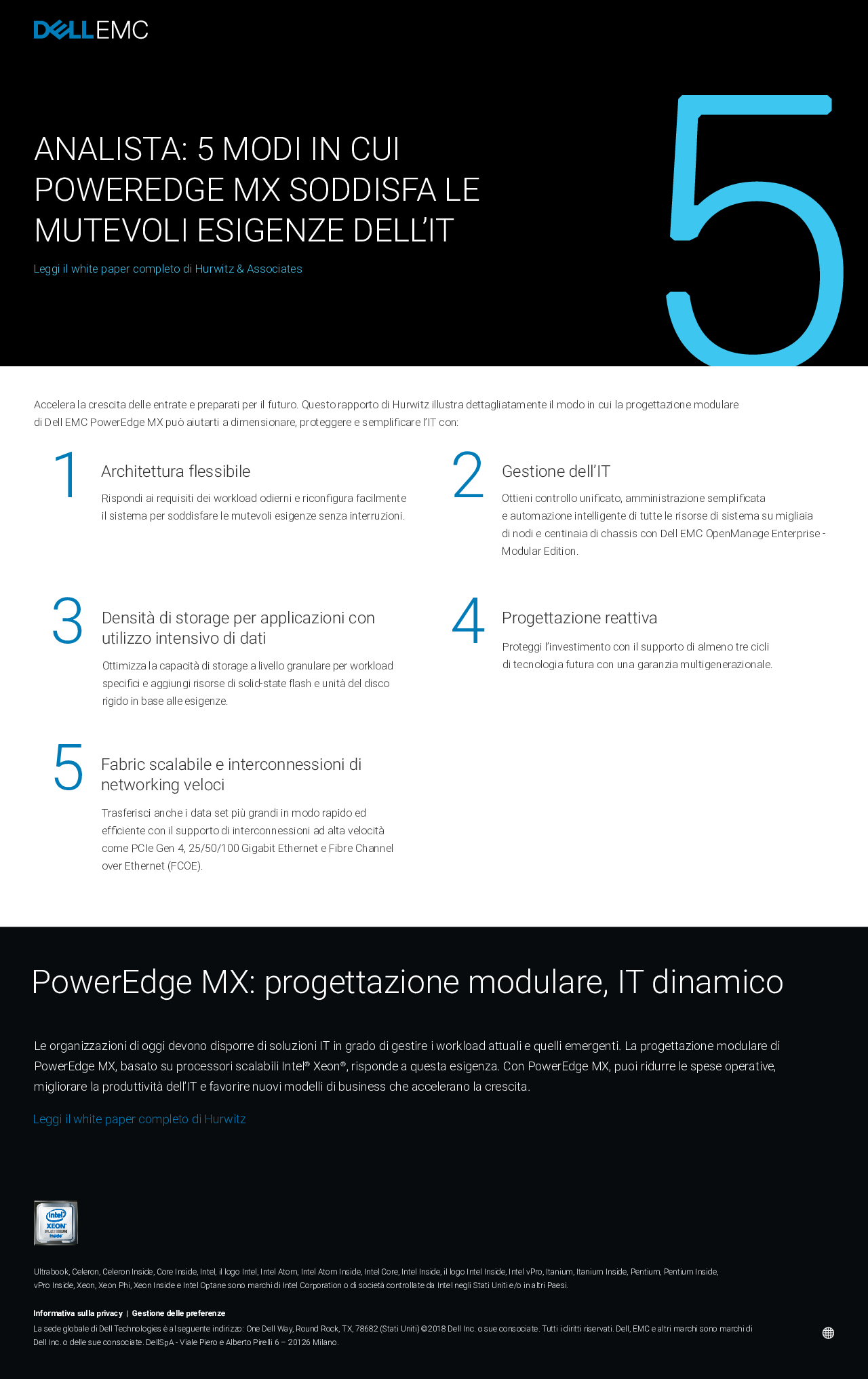 Thumb original dellemc 5 ways poweredge mx meets changing it demandsitaly