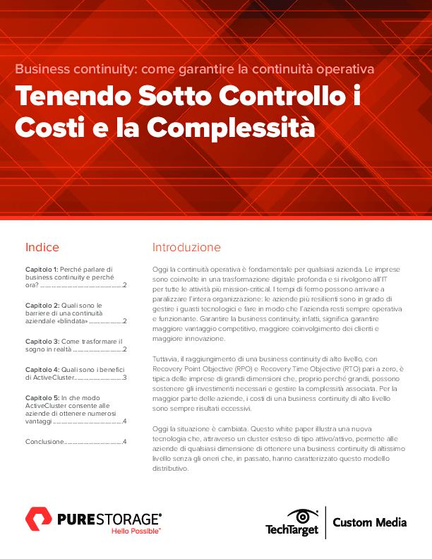Square cropped thumb original purestorage businesscontinuity italian ttwp 707c504c1bb56c0c