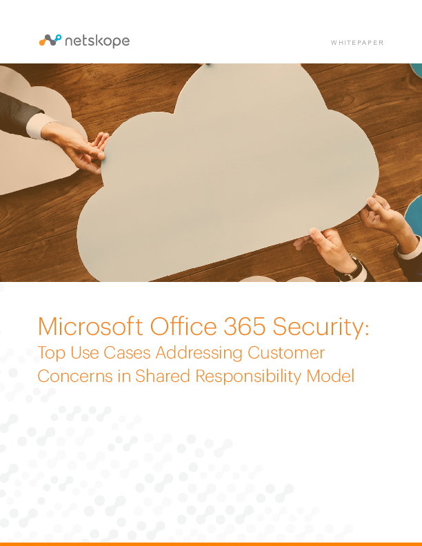 Thumb original microsoft office 365 security top use cases addressing customer concerns in shared responsibility model  2