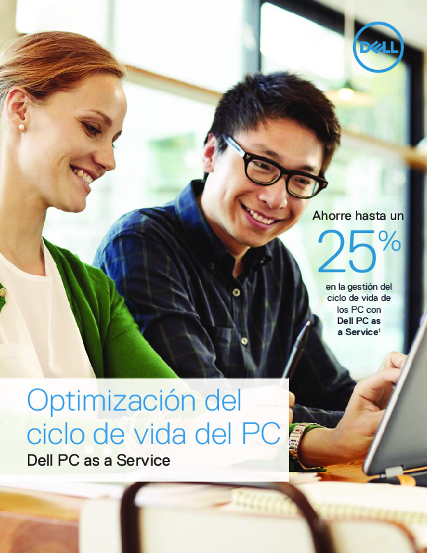 Thumb original pc as a service brochure spanish