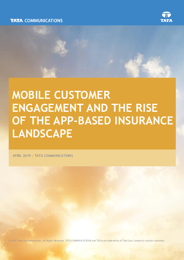 Thumb original mobile customer engagement and the rise of the app based insurance landscape