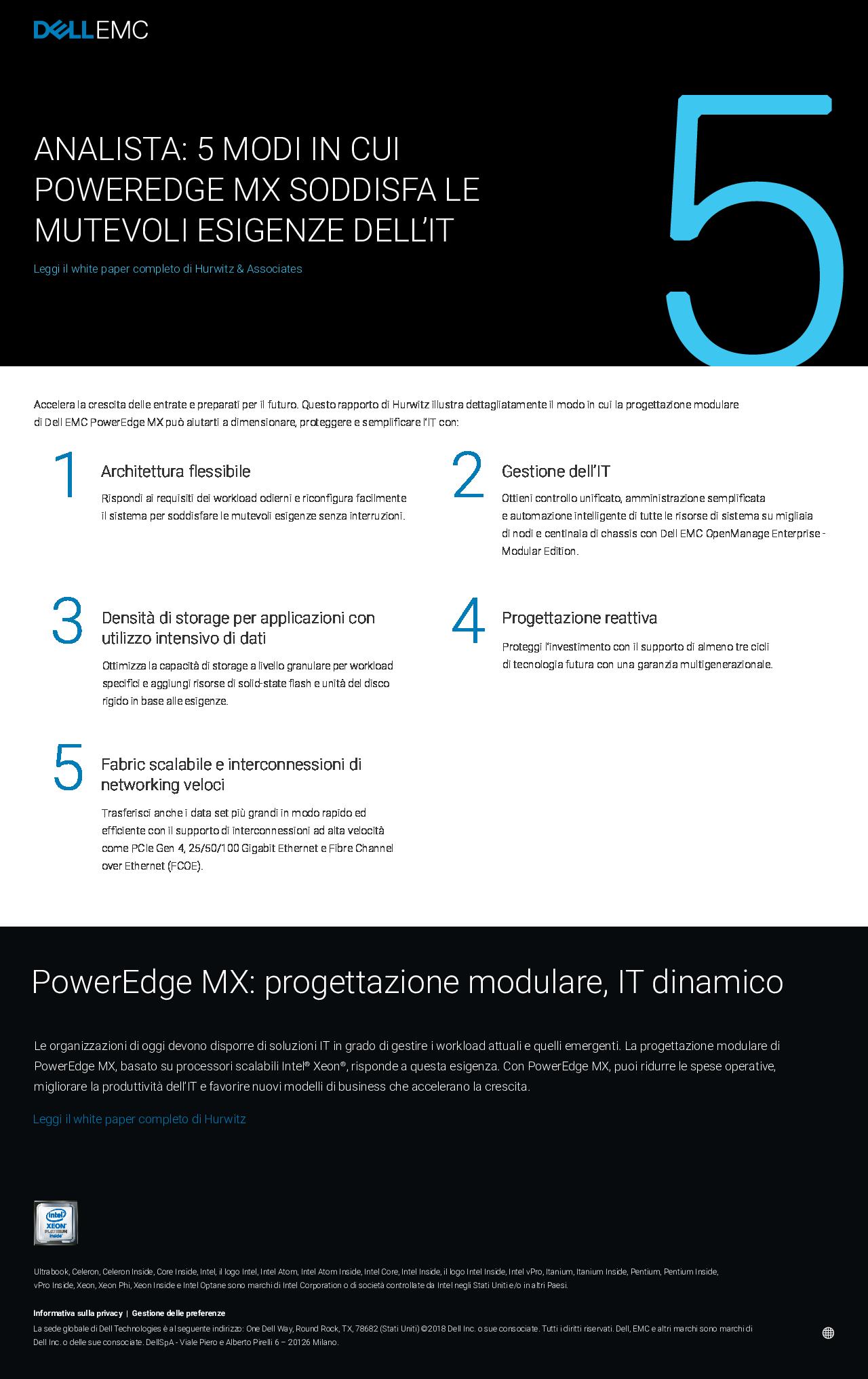 Thumb original dellemc 5 ways poweredge mx meets changing it demands it