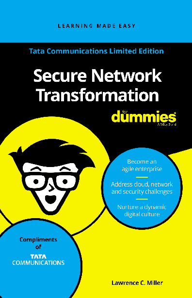 Thumb original secure network transformation for dummies