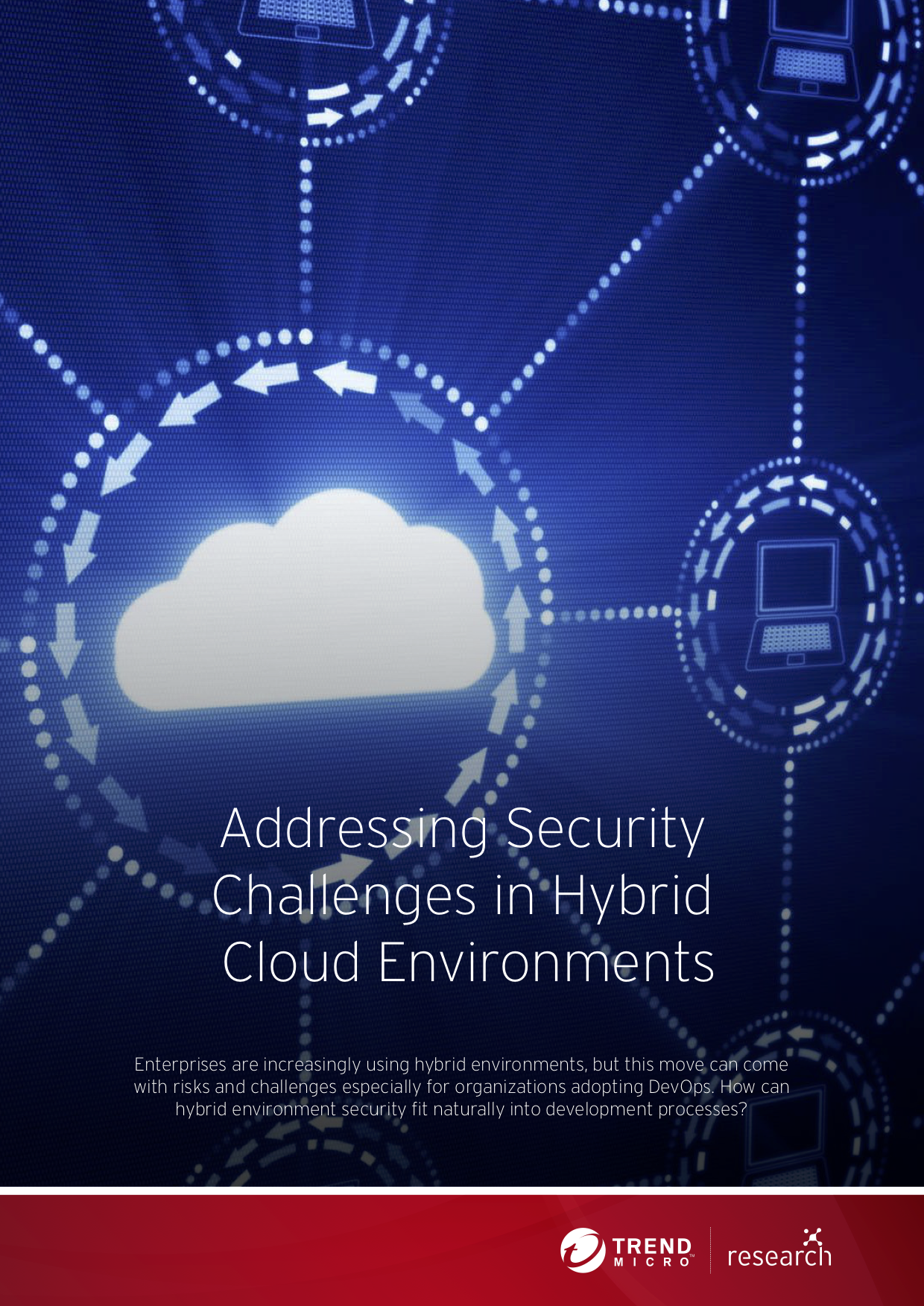Addressing challenges in hybrid cloud security cover