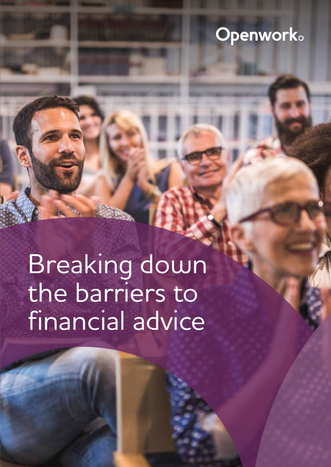 Breaking down the barriers to financial advice