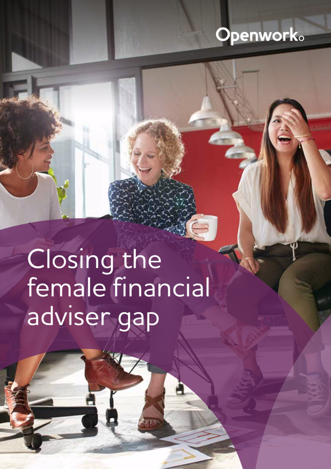 Closing the female financial adviser gap