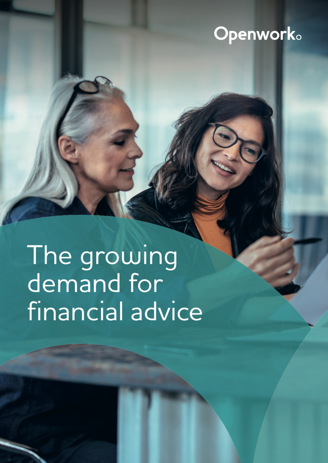 The growing demand for financial advice