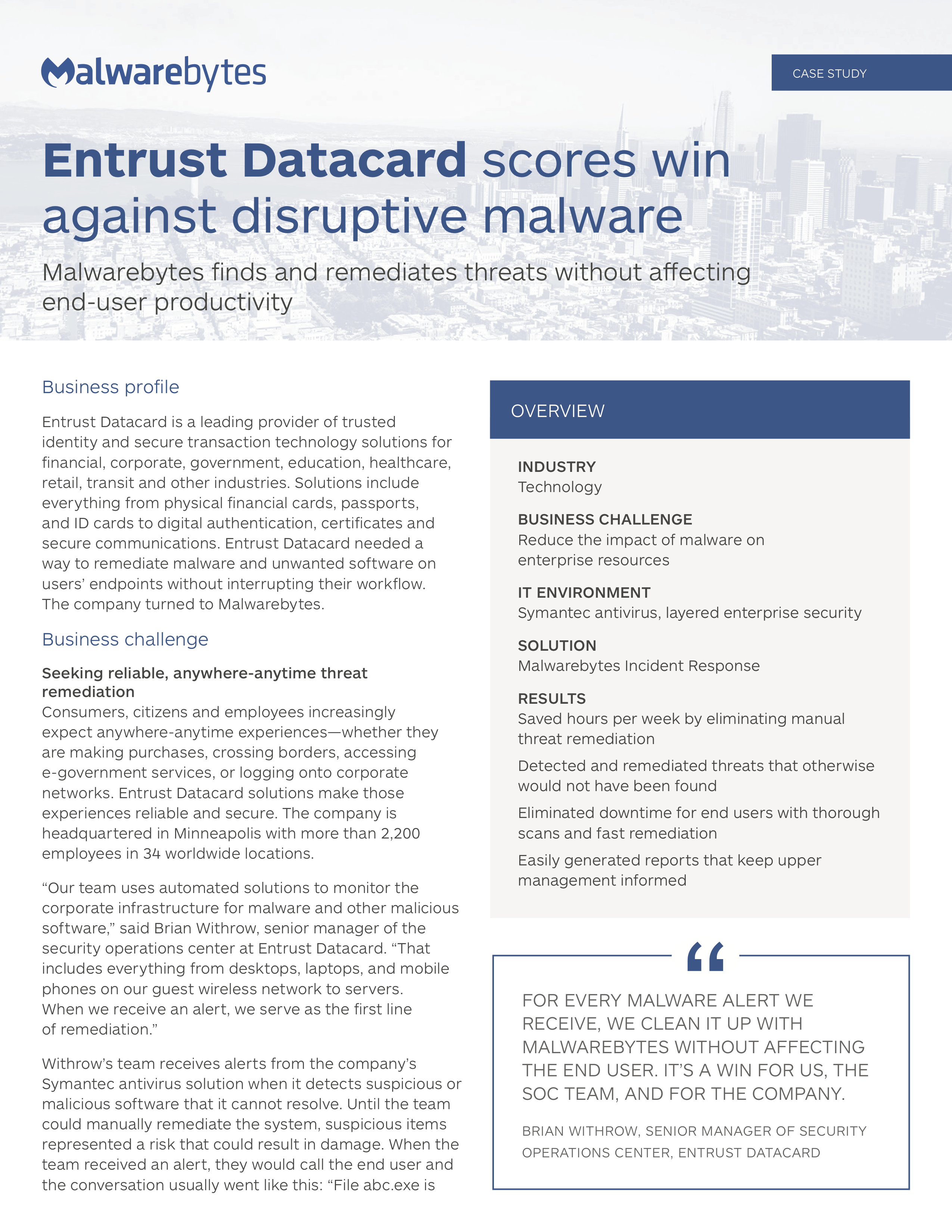 Entrust datacard cs 04 09 18 cover